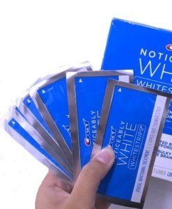 Crest Noticeably White Whitestrips Review DentalsReview