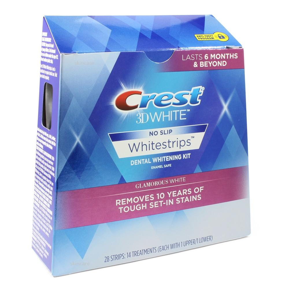 Crest 3D Glamorous White Review DentalsReview